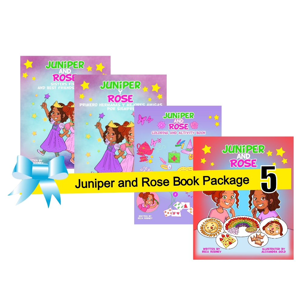 $45.99 Book Package Five